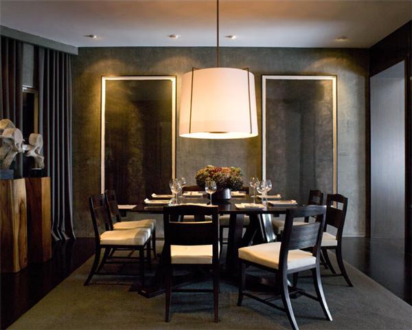 Adorable Contemporary Dining Room Designs