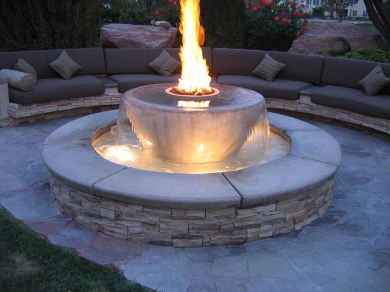 Amazing Backyard Fire Pits