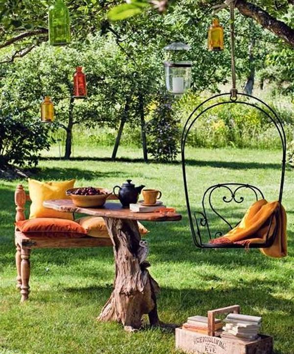 Beautiful Outdoor Furniture Garden Ideas