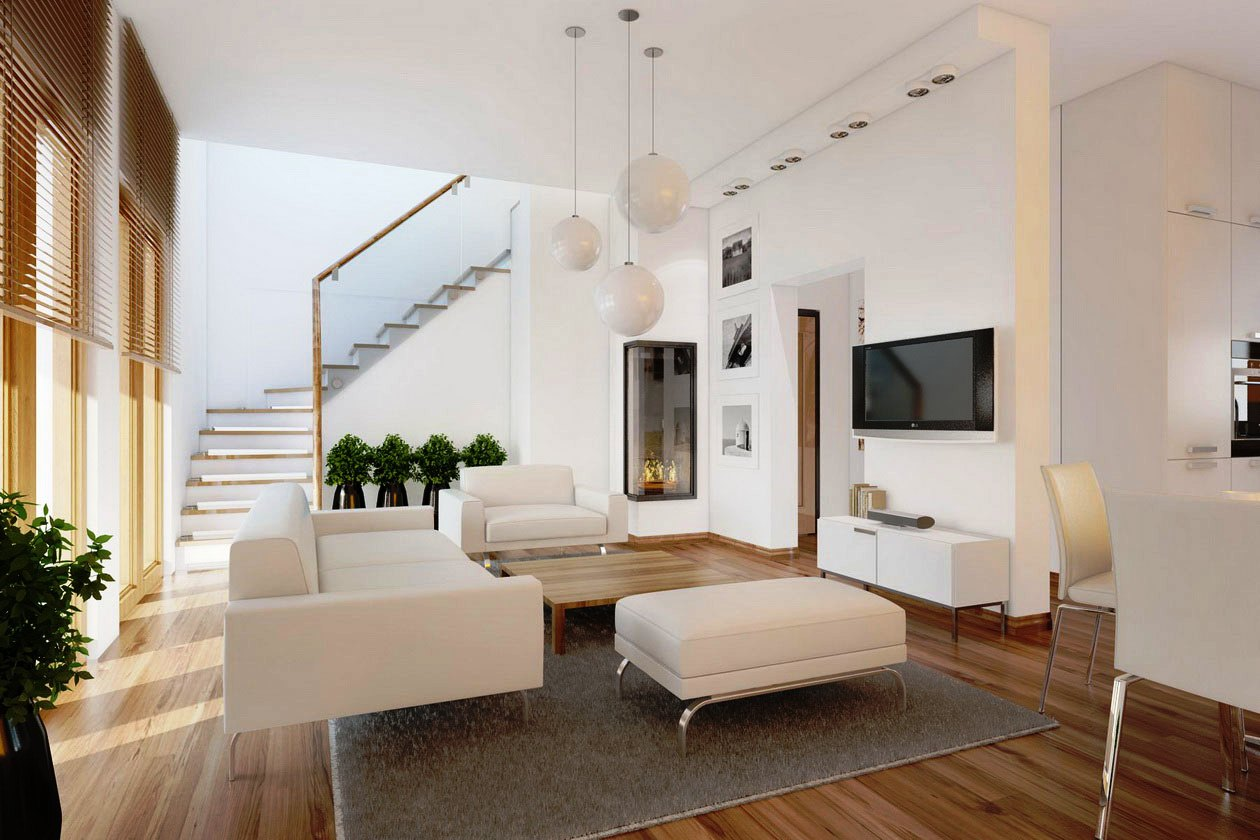 Beautiful Style Contemporary Living