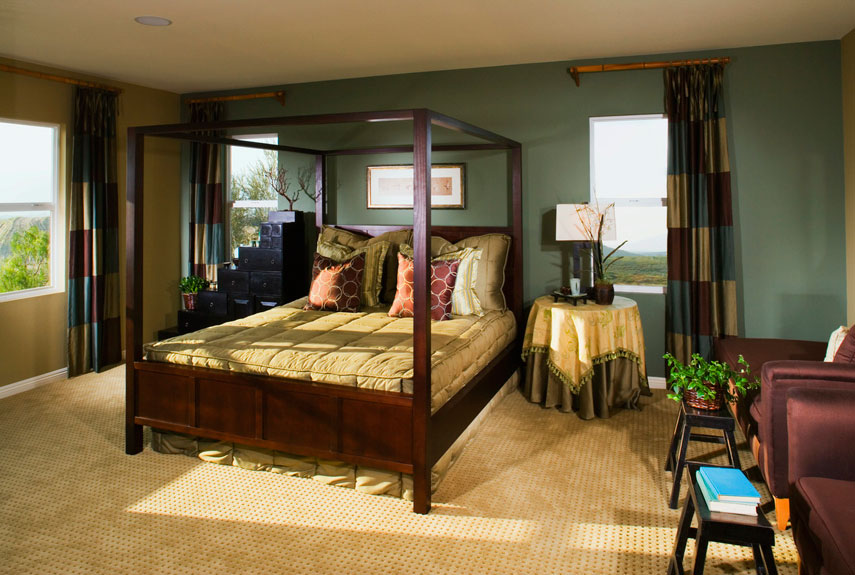 25 fantastic master bedroom collections - Master bedroom decorating tips ...