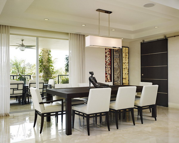 Contemporary Dining Room Chairs