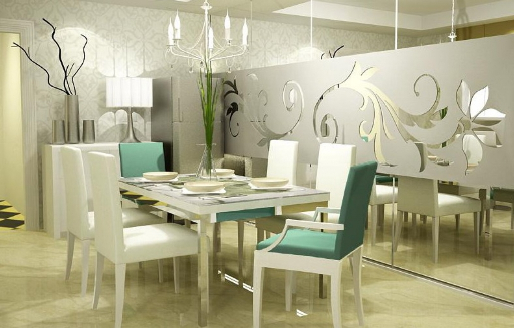 Modern Dining Room Table Designs Leetszonecom