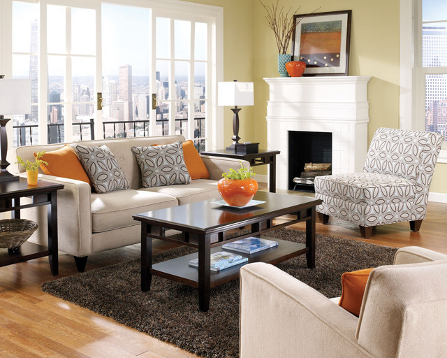 21 most wanted contemporary living room ideas for Contemporary living room chairs