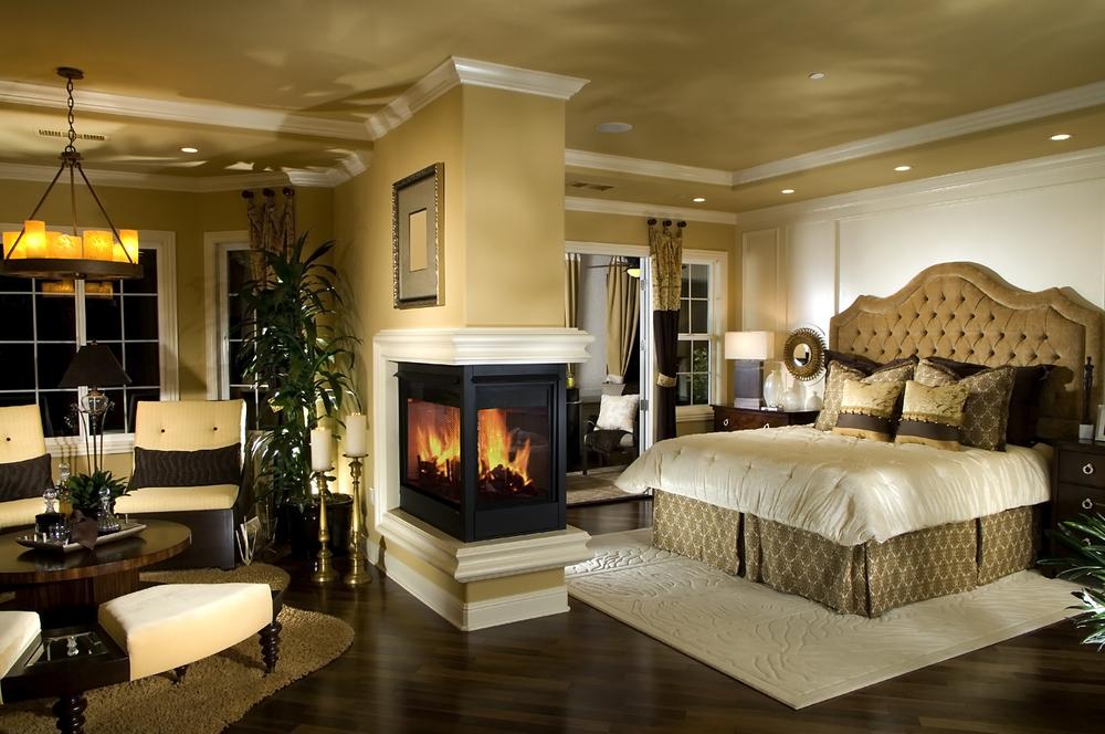 Impressive Master Bedrooms