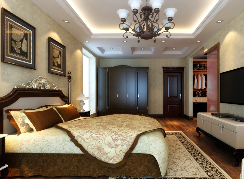 25 fantastic master bedroom collections for Luxury master bedroom designs