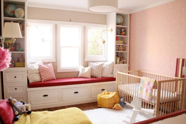 Simple-Baby's-Bedroom-Design