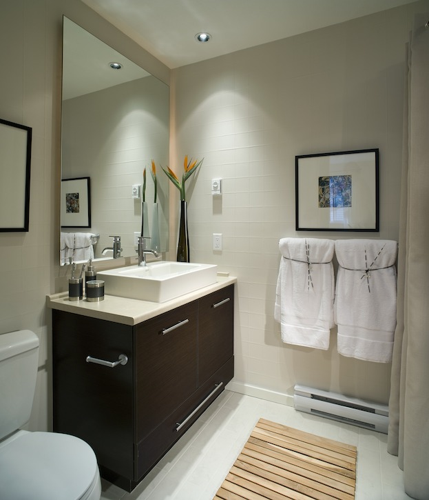 30 marvelous small bathroom designs leaves you speechless for Small bathroom remodel designs
