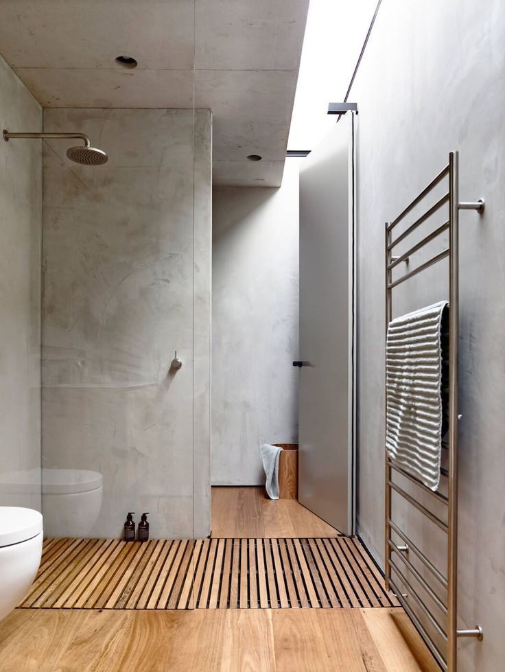 Modern Bathroom urca by studio arthur casas dream bathroomswhite bathroomsmodern Walk Through Shower