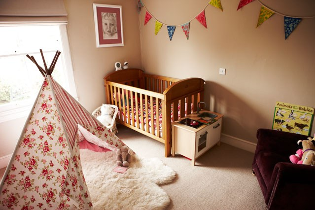 25 baby bedroom design ideas for your cutie pie for Baby s room decoration ideas