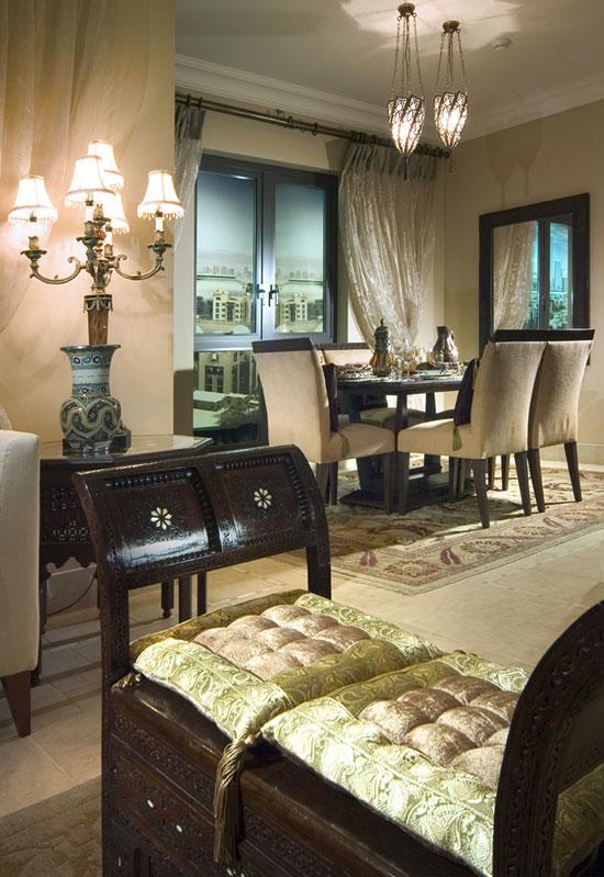 Beautiful Modern Style Dining Room Modern Moroccan Islamic Interiors
