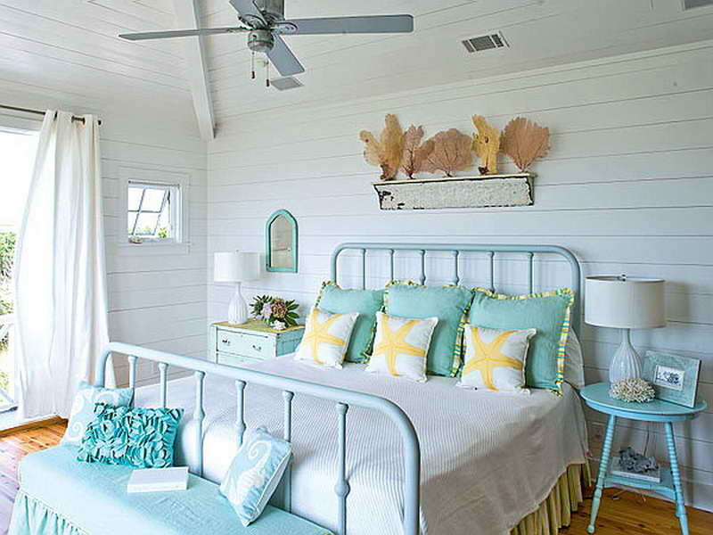 bedroom-beach-home-decorating-ideas-nautical-theme