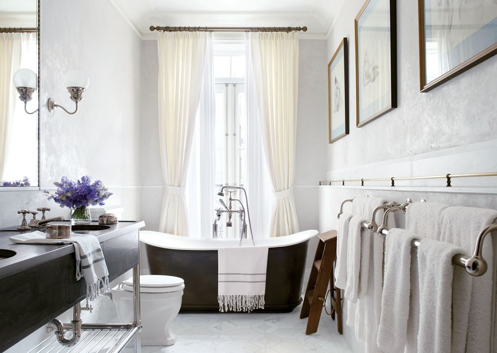 25 marvelous traditional bathroom designs for your inspiration for Best bathroom ideas for 2015