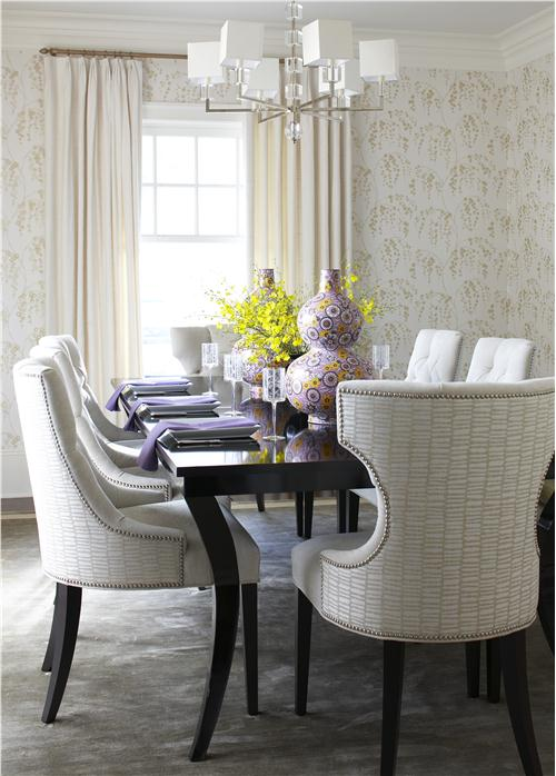 25 beautiful contemporary dining room designs for Beautiful modern dining rooms