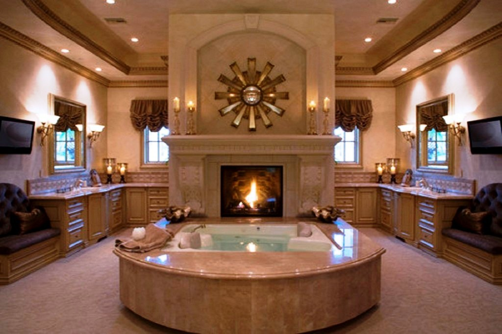 21 outstanding bathroom remodeling inspiration for Master bathroom ideas 2015