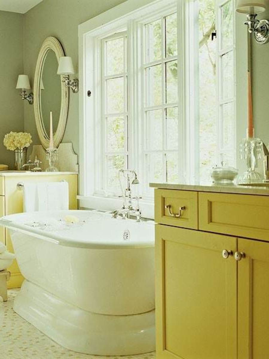 25 marvelous traditional bathroom designs for your inspiration for Bathtub styles