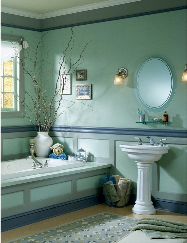 Blue Bathrooms 25 marvelous traditional bathroom designs for your inspiration
