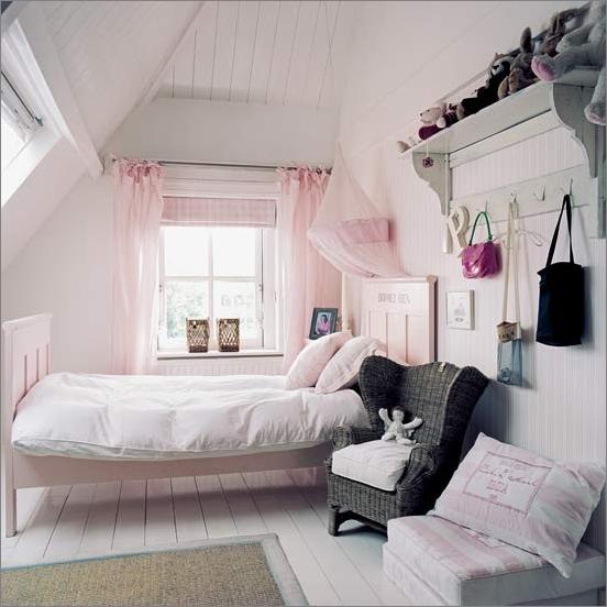 vintage style teen girls bedrooms