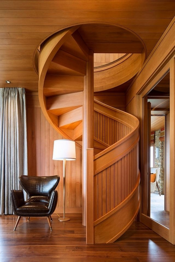 wooden-spiral-staircase-awesome-interior-staircases-modern-home-interior