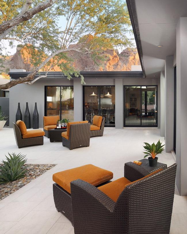 25 Amazing Modern Patio Design Ideas on Modern Patio Ideas id=82279