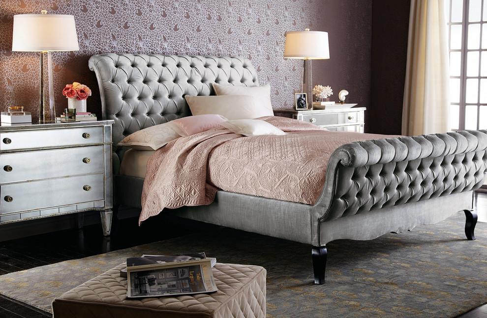 Fabulous Bedroom Decoration Using Stylish Slay Bed