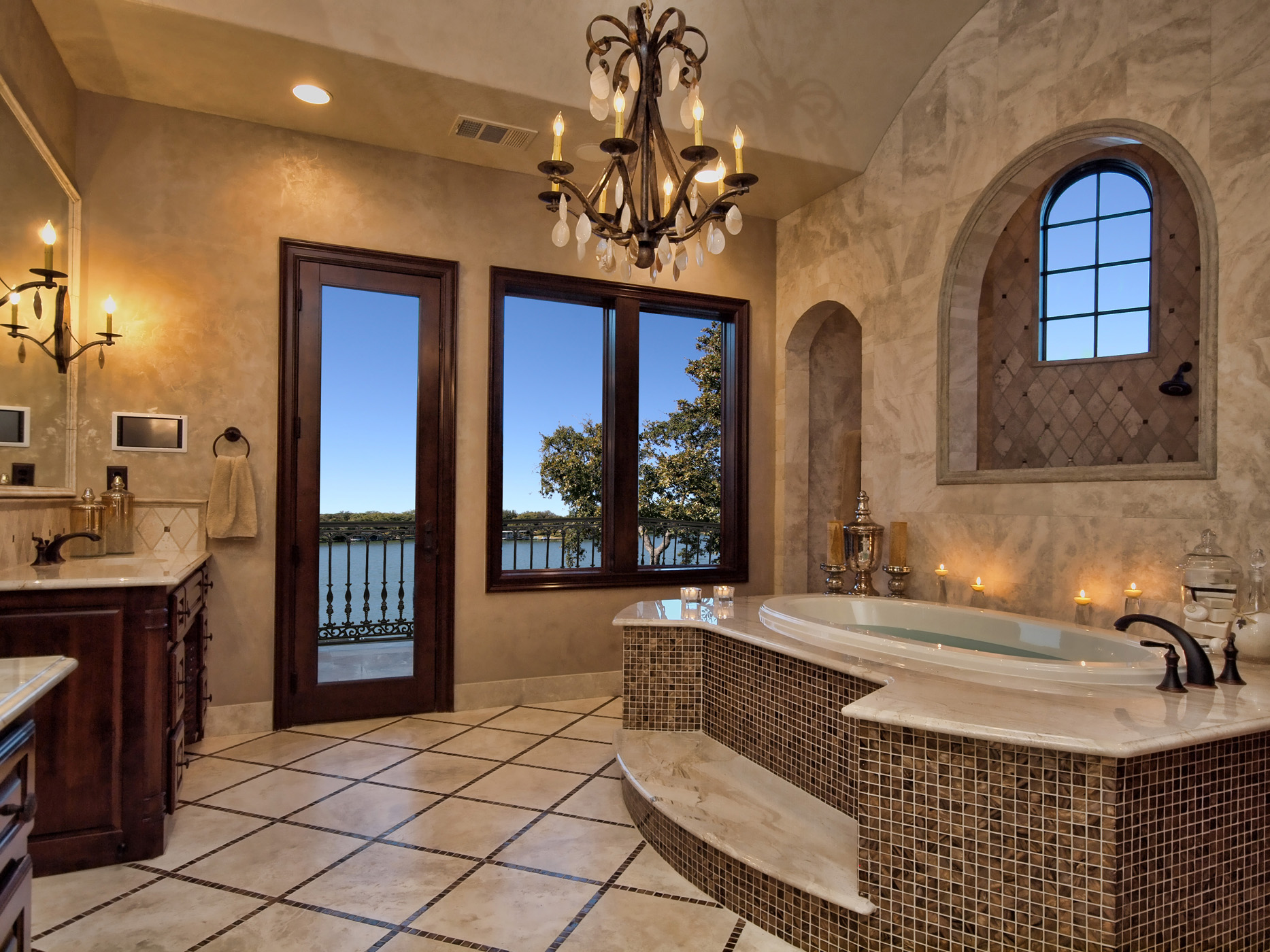 Lake House Bath