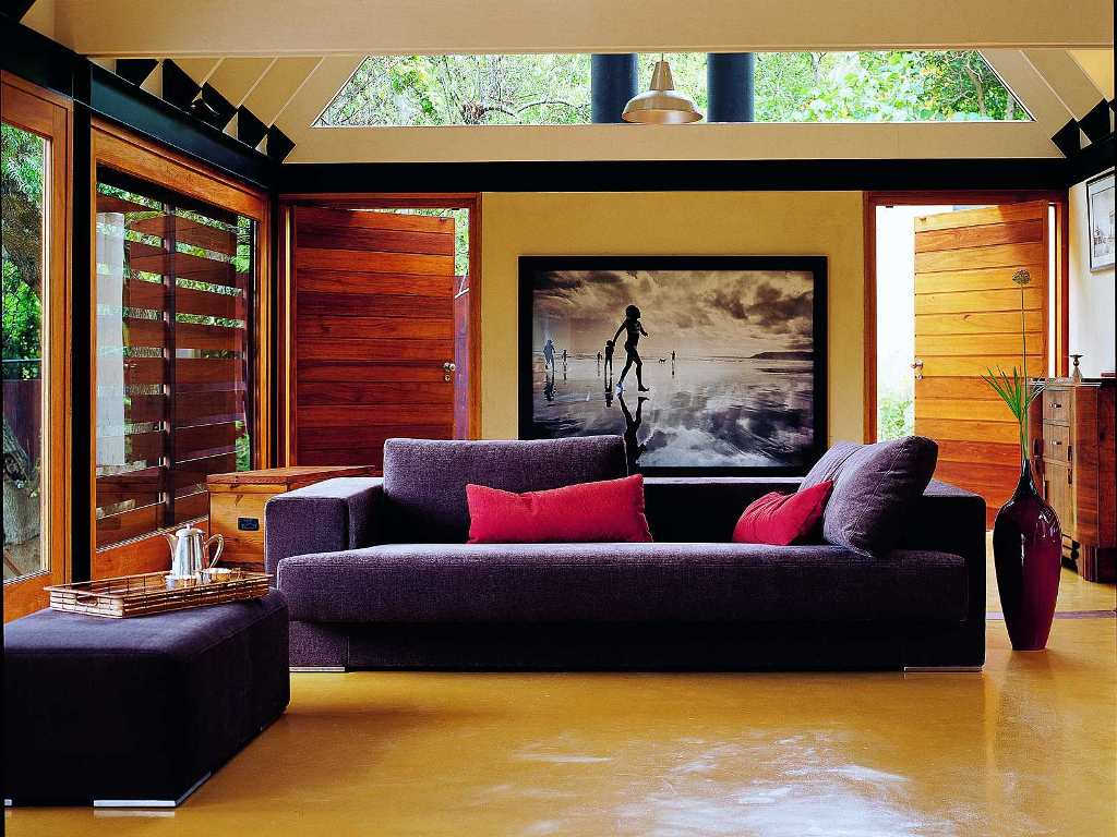 35 luxurious modern living room design ideas for Modern home interior designs