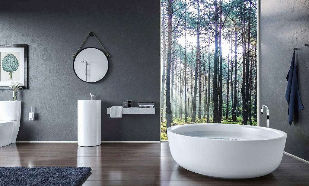 Luxury Bathroom Designs for modern home