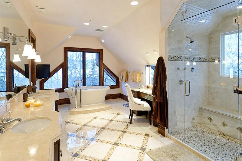 Top 21 ultra luxury bathroom inspiration Luxury master bathroom suites