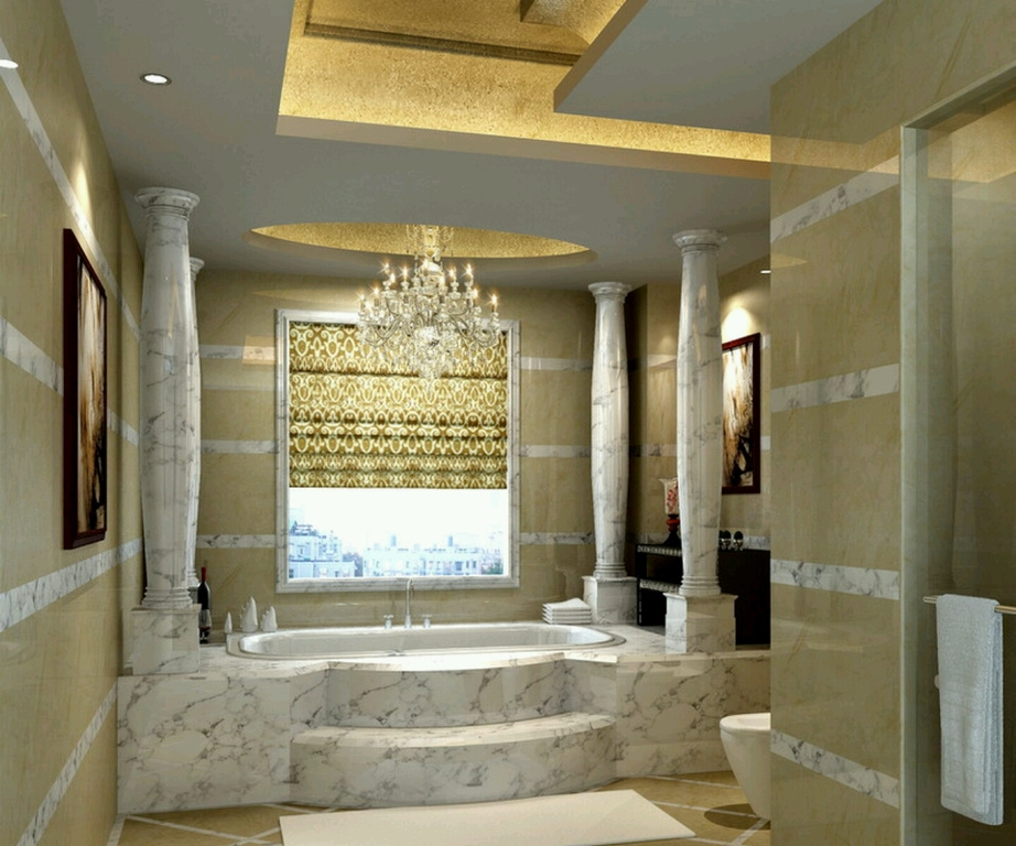 Bathroom Interior Design Ideas 2015 ~ Luxurious bathroom design ideas to copy right now