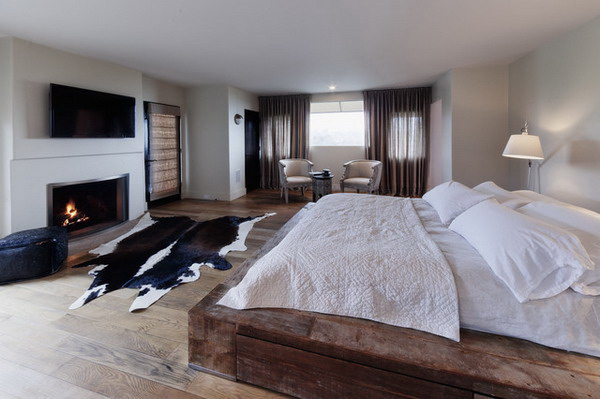 Luxury-bedroom-Ideas-and-Platform-Bed