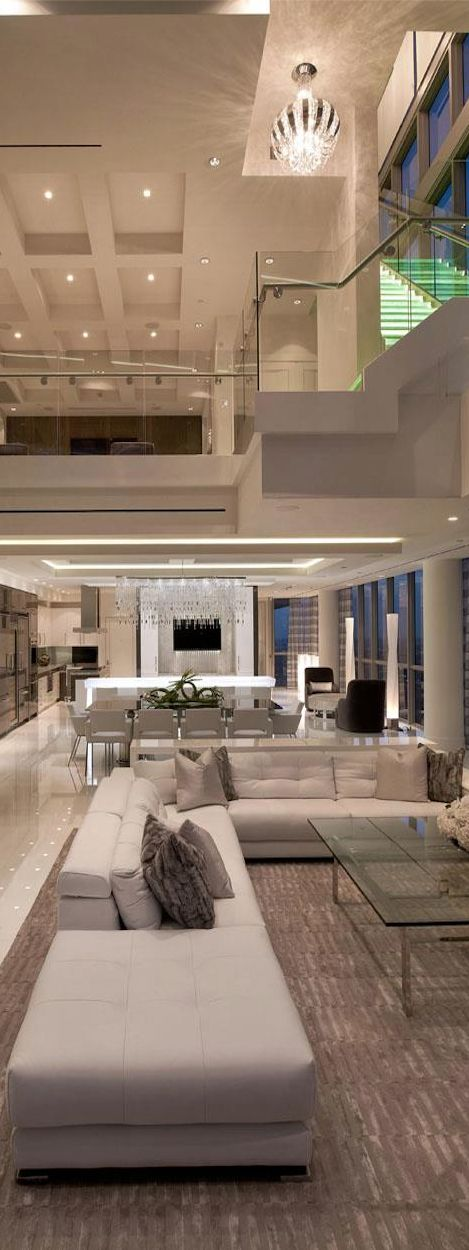 Modern Design Basement