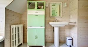 25 Fantastic Farmhouse Bathroom Design Ideas