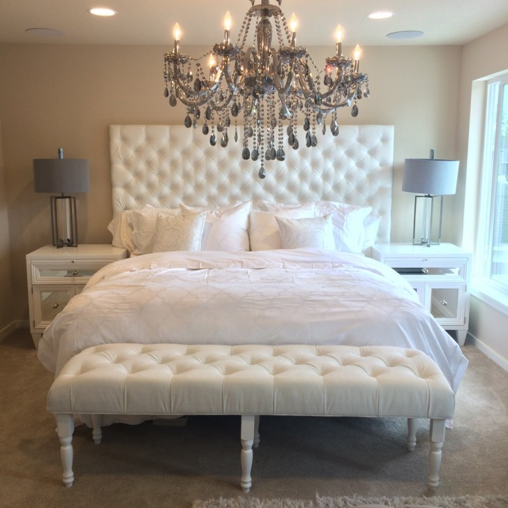 Perfect High Tufted Headboard