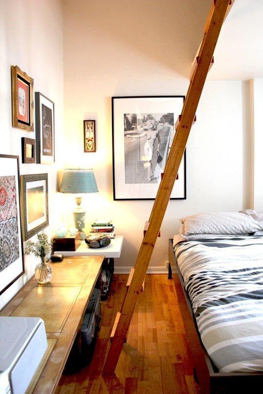 Super Small Spaces