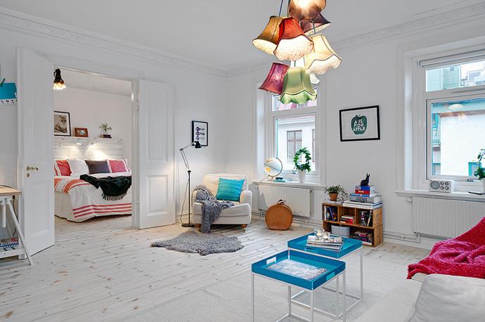 Swedish-Apartment-design