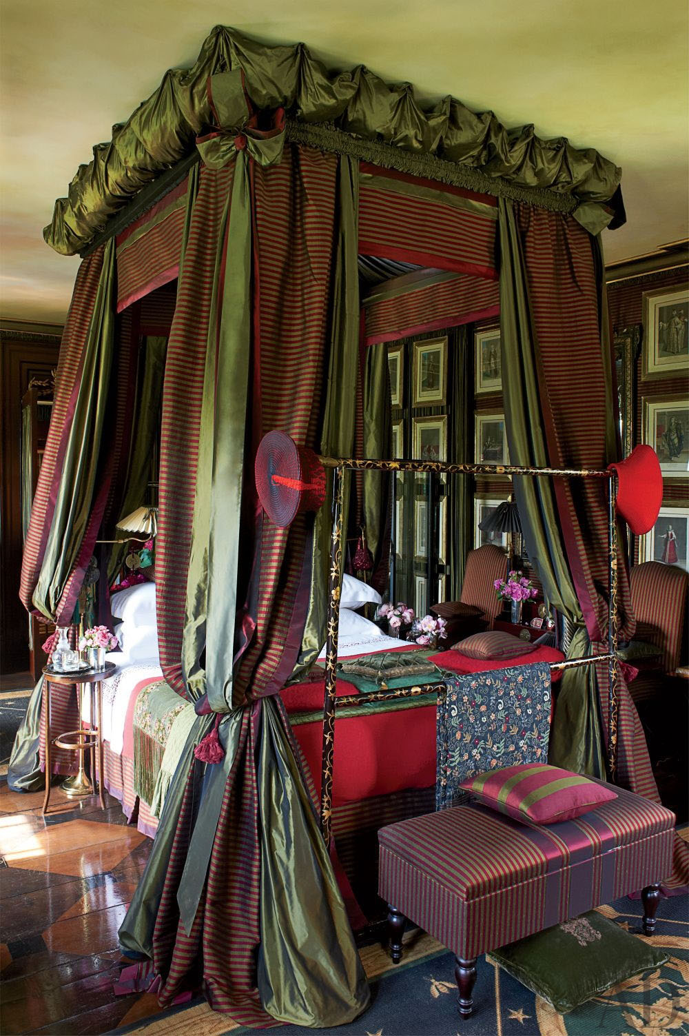The Maison Canopy Bed