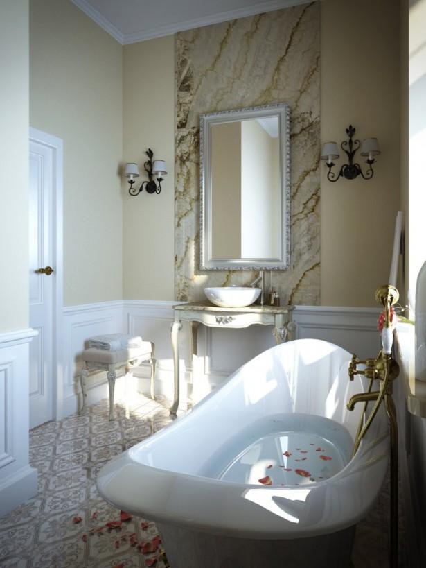 25 small but luxury bathroom design ideas. Black Bedroom Furniture Sets. Home Design Ideas