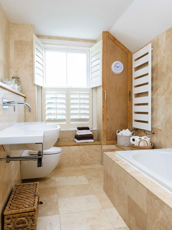 beach-style-bathroom-with-adorable-large-tiles-small-bathroom-also-mesmerizing-floating-toilet-design