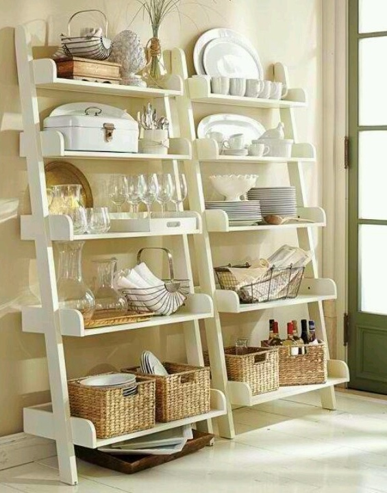 Amazing And Smart Tips For Kitchen Decorating Ideas: 31 Amazing Storage Ideas For Small Kitchens