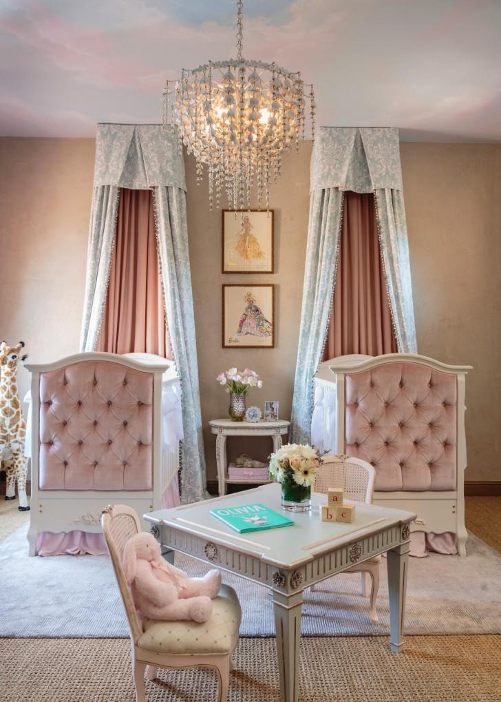 crystal-chandelier-hanging-on-high-ceiling-lighting
