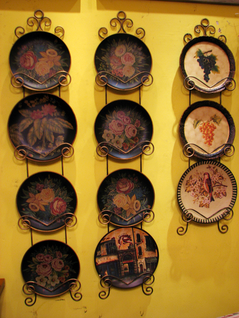 image via decorative wall plates for hanging : plates decorative - pezcame.com