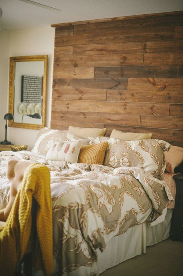 Diy King Bed Ideas