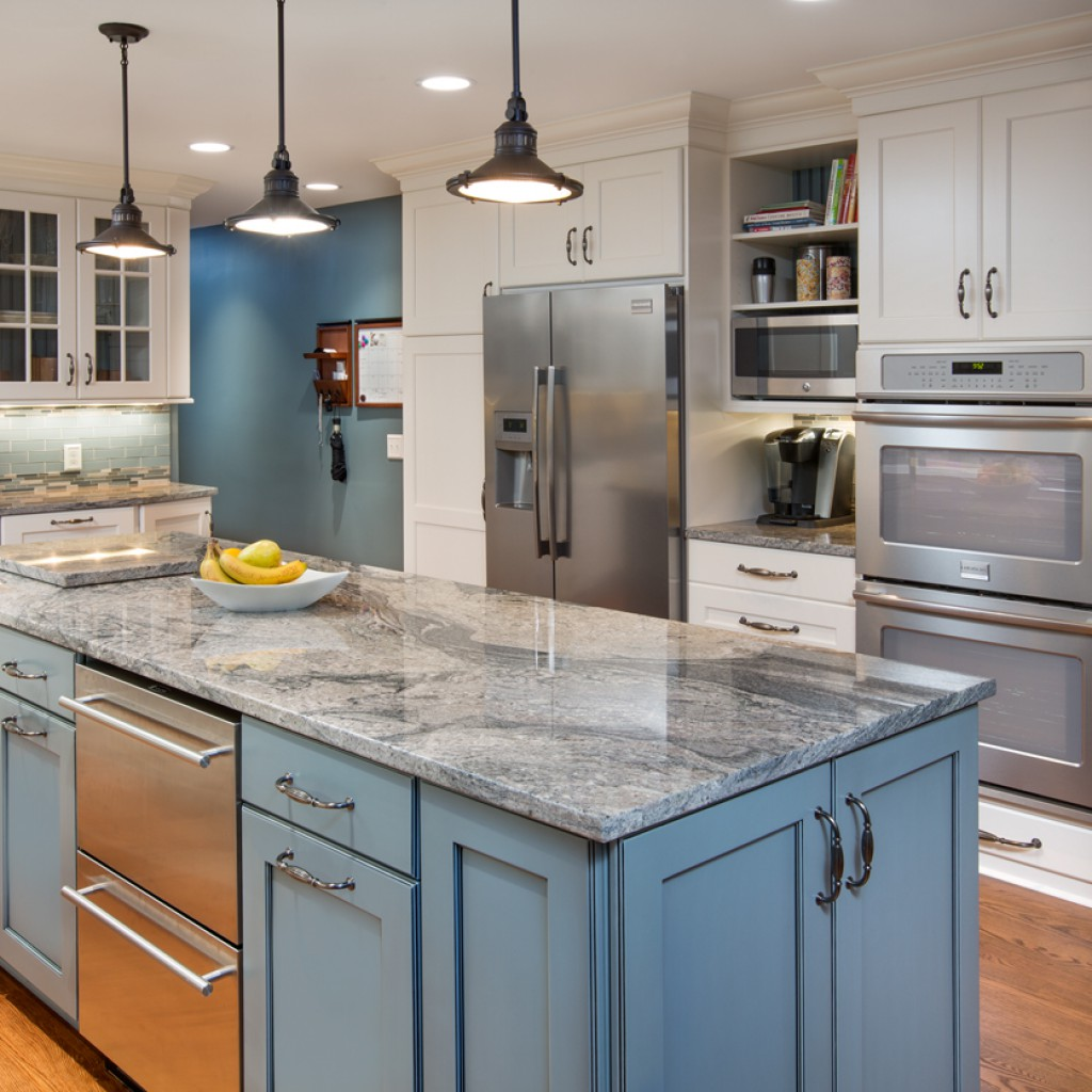35 beautiful transitional kitchen examples for your for Kitchen ideas dublin
