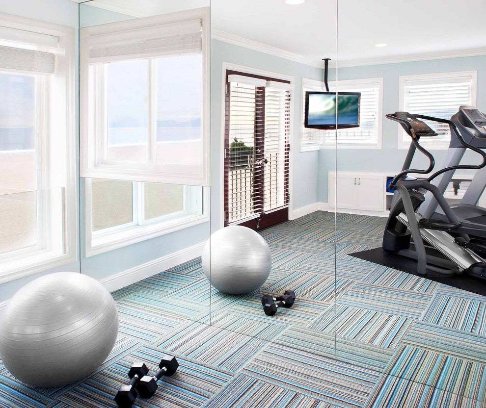 Home Gym Design Ideas: 25 Stunning Private Gym Designs For Your Home