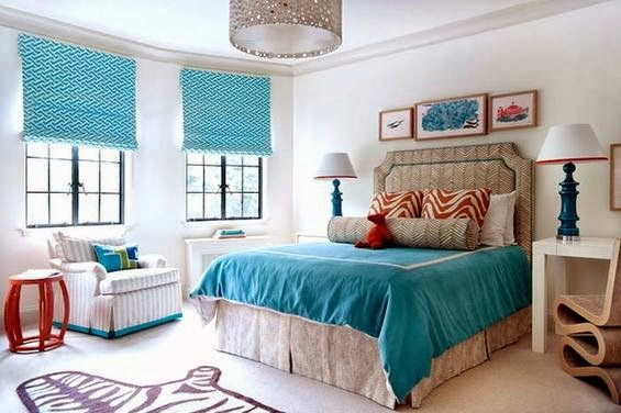 master-bedroom-design-ideas-in-turquoise-colors-window-curtains