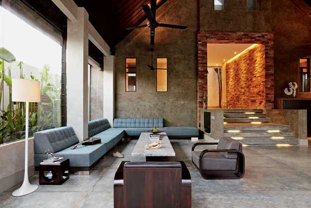 Bali Interior Design Furniture ~ Modern balinese house style ideas