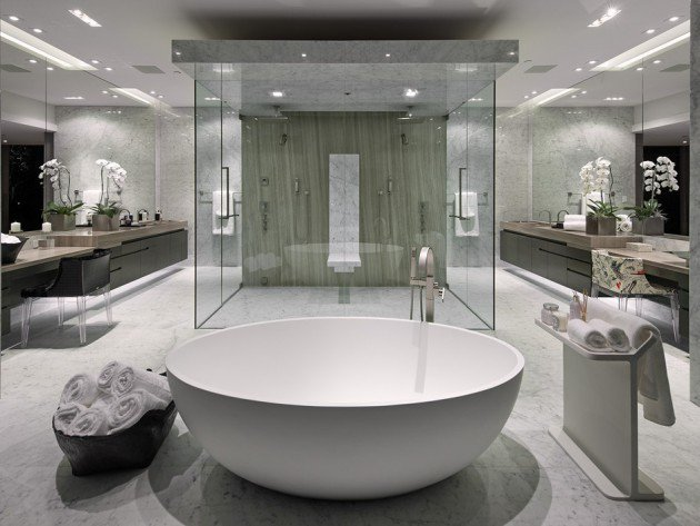 most popular master bathroom
