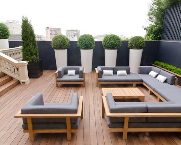 patio modern