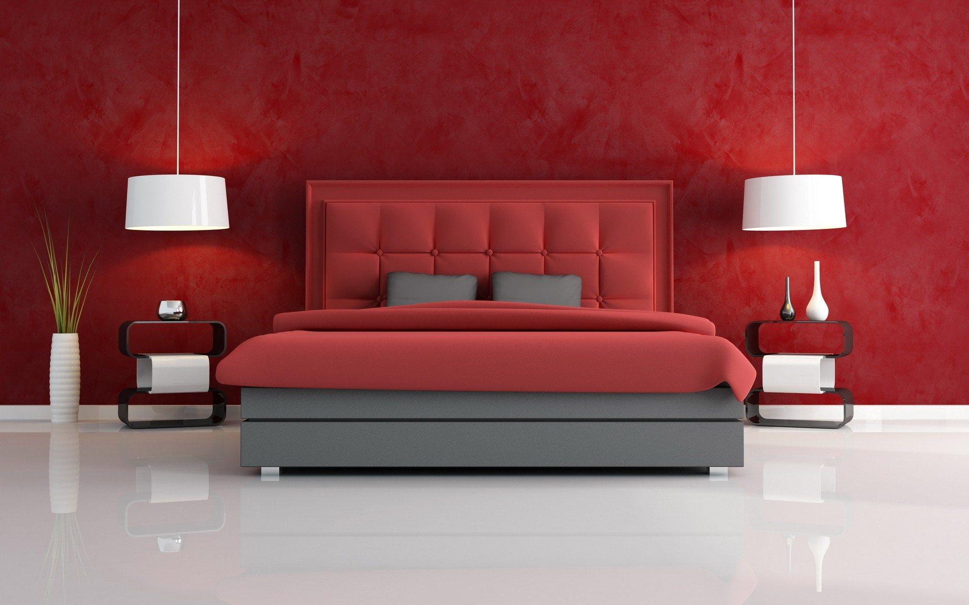 red-Bedroom-Wallpaper